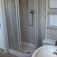Badezimmer-Duschkabine